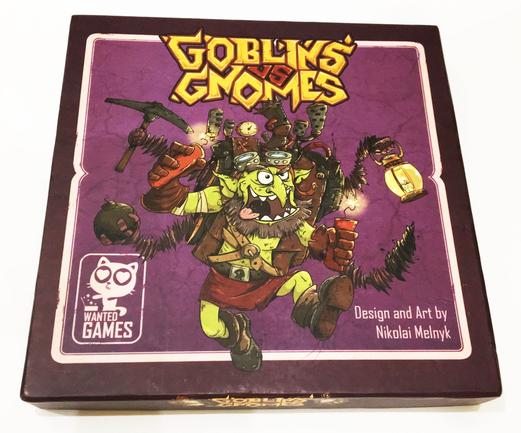Buy the game Goblins vs Gnomes on Caer Sidi