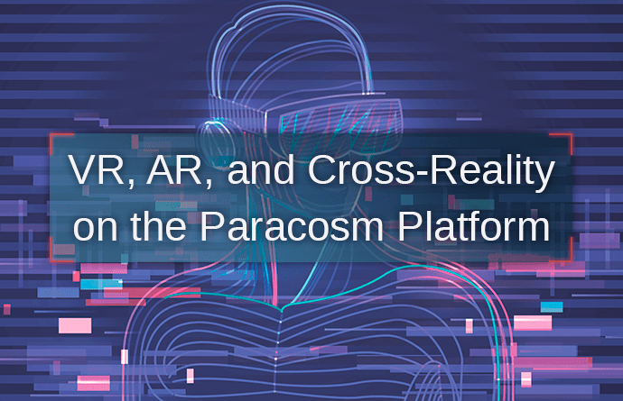 Games with VR/AR/XR features have a priority for publishing on the Paracosm platform and being connected to Caer Sidi service.