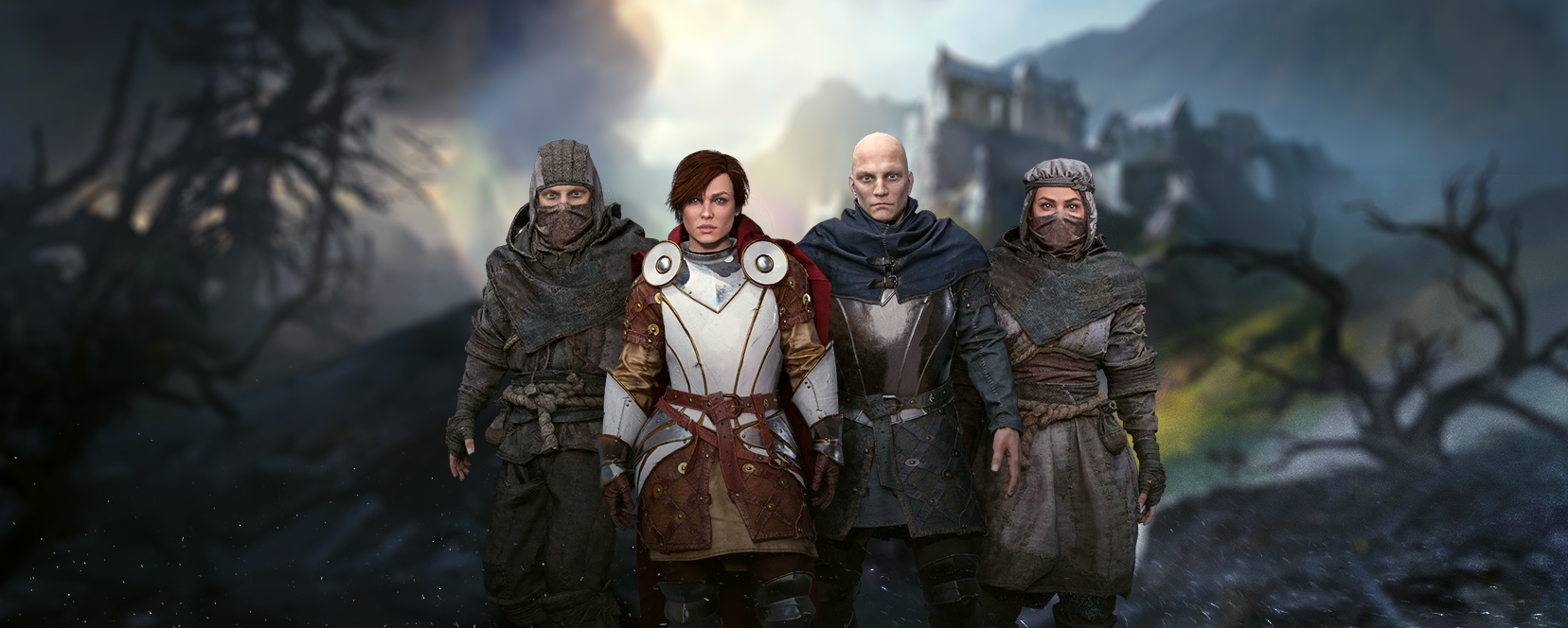 Character os Post Scriptum RPG as avatars for gaming social project Caer Sidi Hub