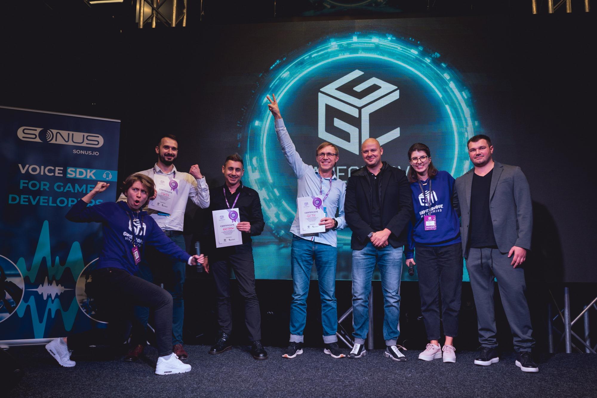 Caer Sidi at GameGroove Mastermind 2019